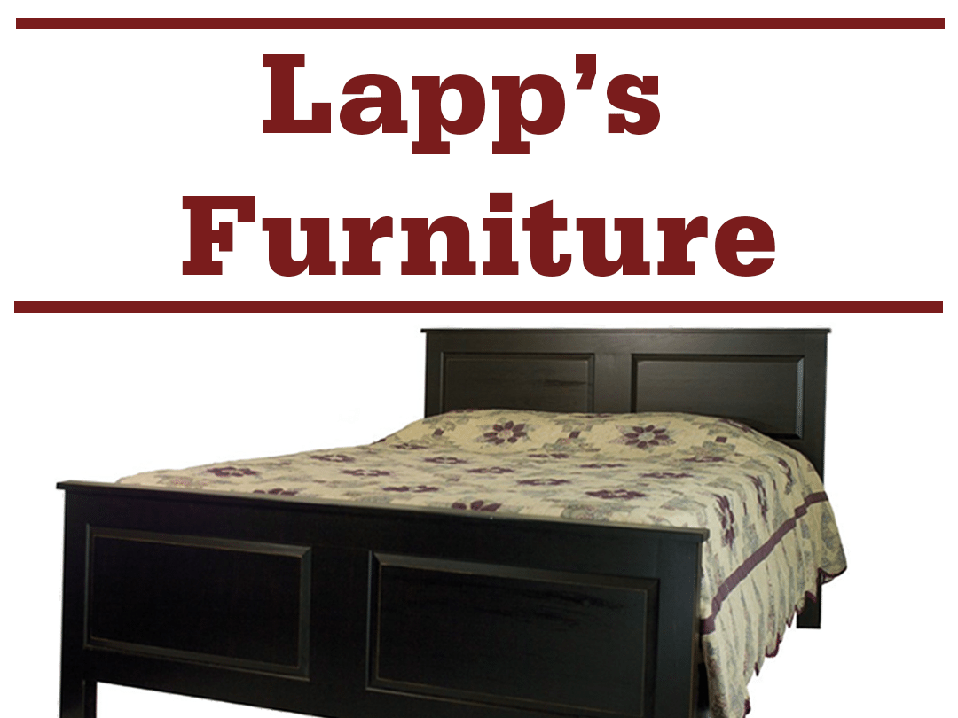 lapps furniture banner