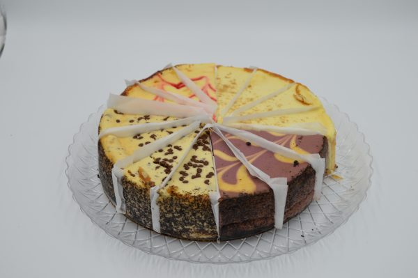 assorted cheese cake